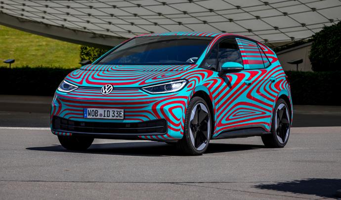 La Volkswagen ID 3 : le futur de l'industrie automobile ?