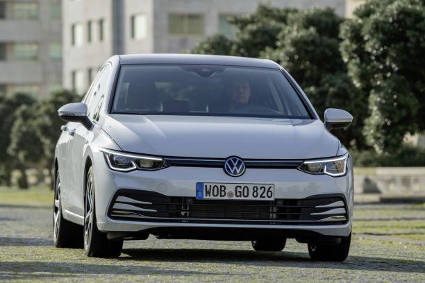 Présentation de la nouvelle Volkswagen Golf