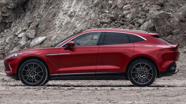 Aston Martin DBX : le premier SUV de la marque « James Bond »