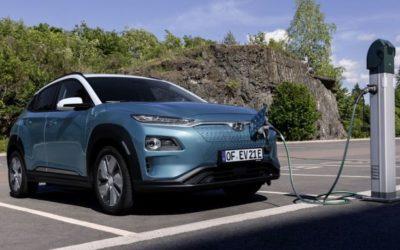 L'essai du véhicule électrique Hyundai Kona electric