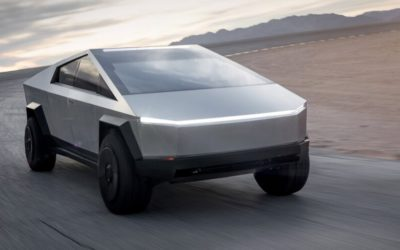 Avez-vous entendu parler du Tesla Cybertruck ?