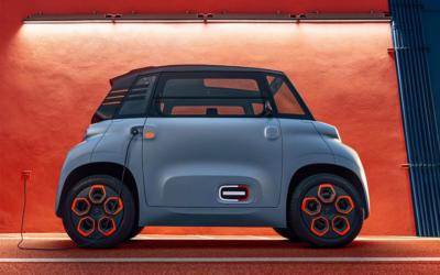 L'Ami de Citroën, l'ovni biplace électrique